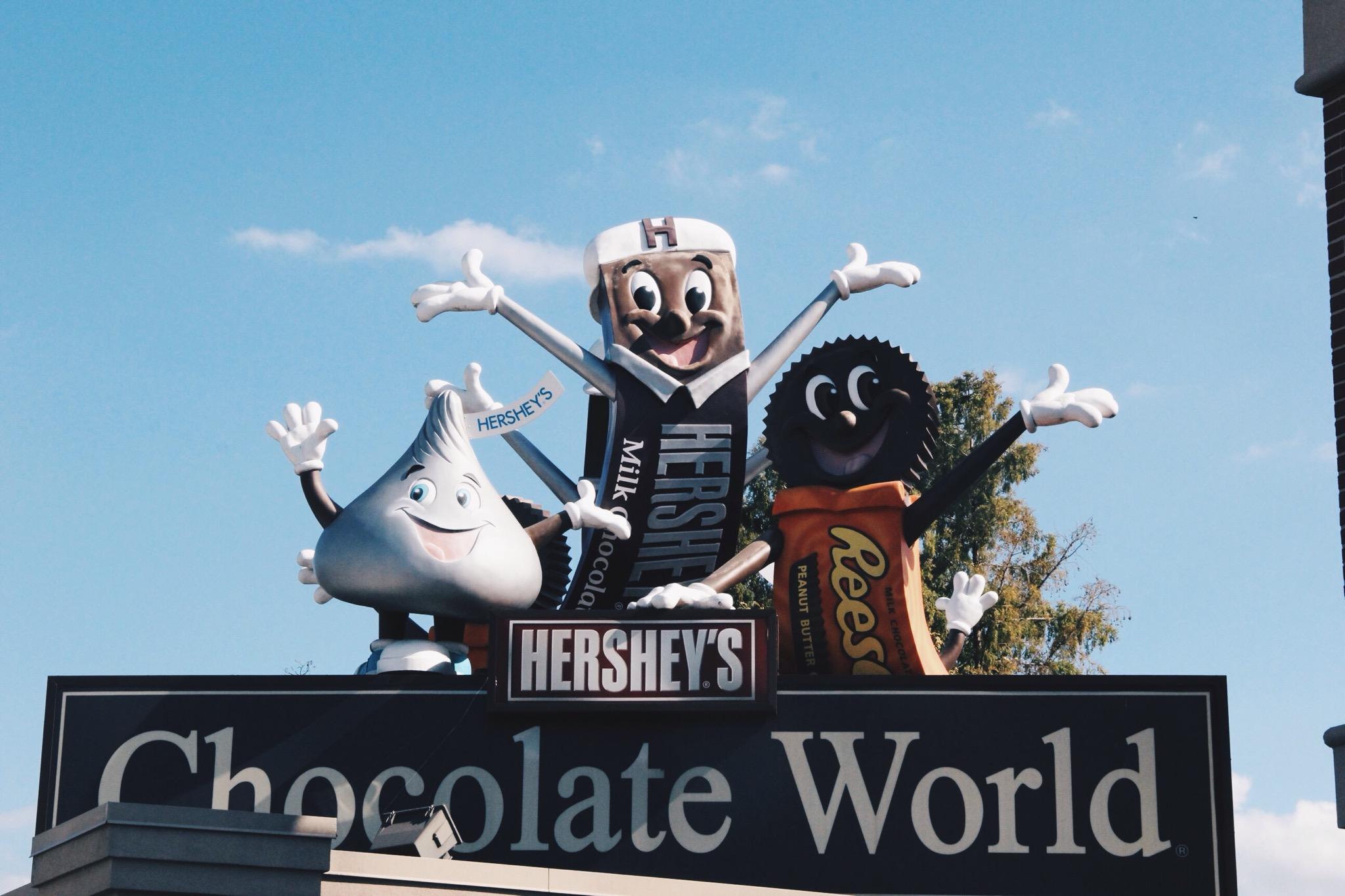 Hershey World | Non Regional Diction